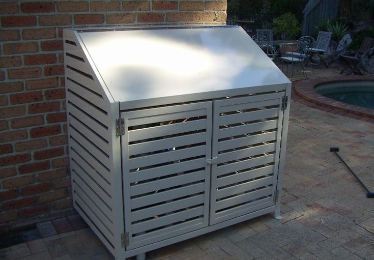 pool pump cover - Google Search