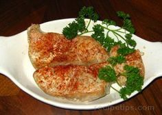 Marinated Mako Shark Recipe