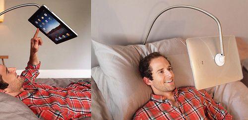 Handfree iPad stand