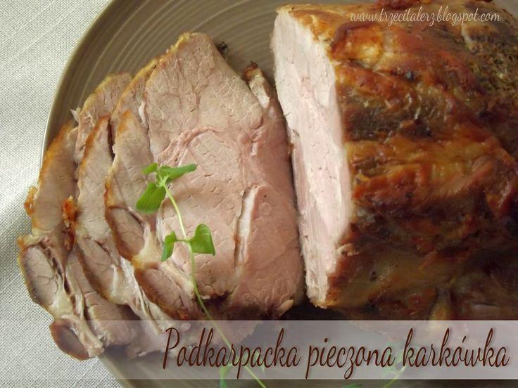 Jeżeli szukacie przepisu na miękką, soczystą karkówkę do obiadu lub smaczne domowe mięsko do kanapek, to dobrze trafiliście :) Mój prze...