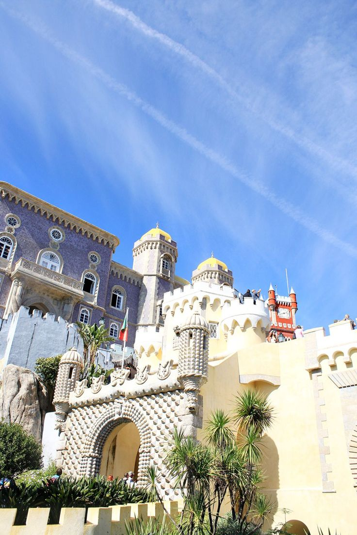 Pena Palace in Sintra, Portugal // Everyday Cuvée