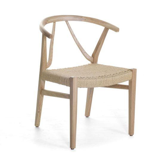GCH92 Danish W Chair