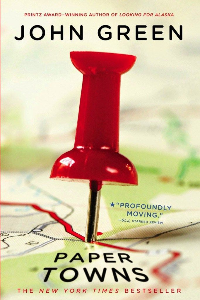 Book Review: Paper Towns by John Green at My So-Called Chaos