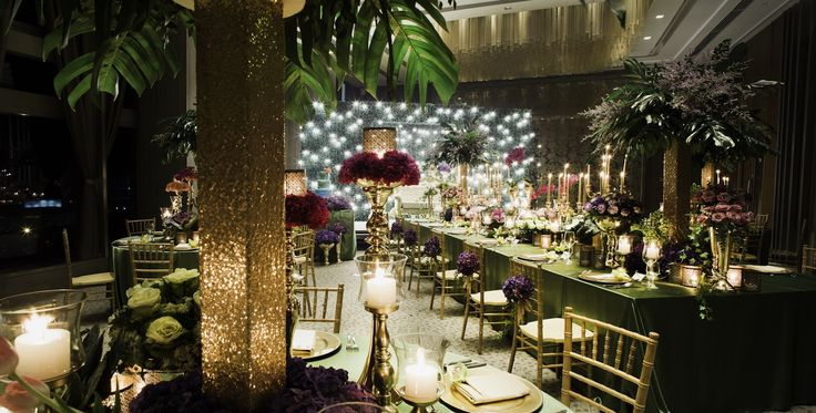 Plan And Design Your Wedding Reception The Way You Want It And Let Us Make Your Special Day More Meaningful Here At Marco Pol Wedding Essentials Event Ballroom