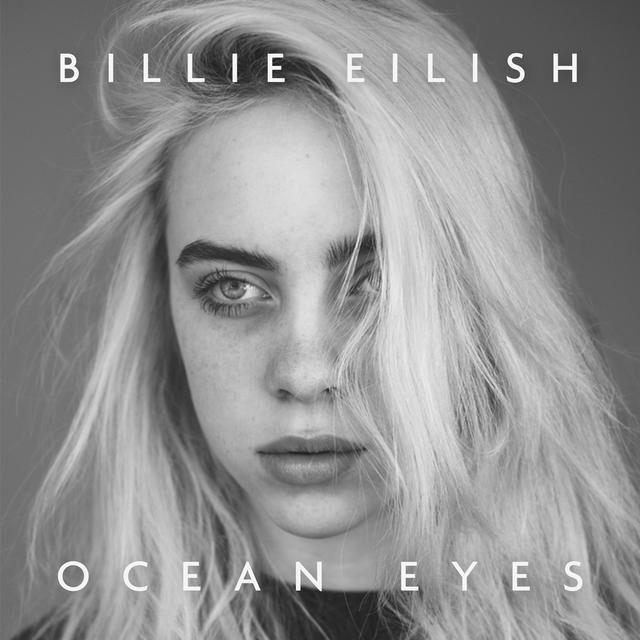 I M Listening To Ocean Eyes Astronomyy Edit By Billie Eilish On