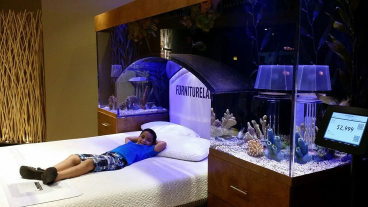 Our #beautiful #aquariums will not just decorate your space, but will add value to it. More info