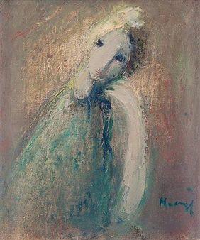 THOUGHTFUL By Elvi Maarni