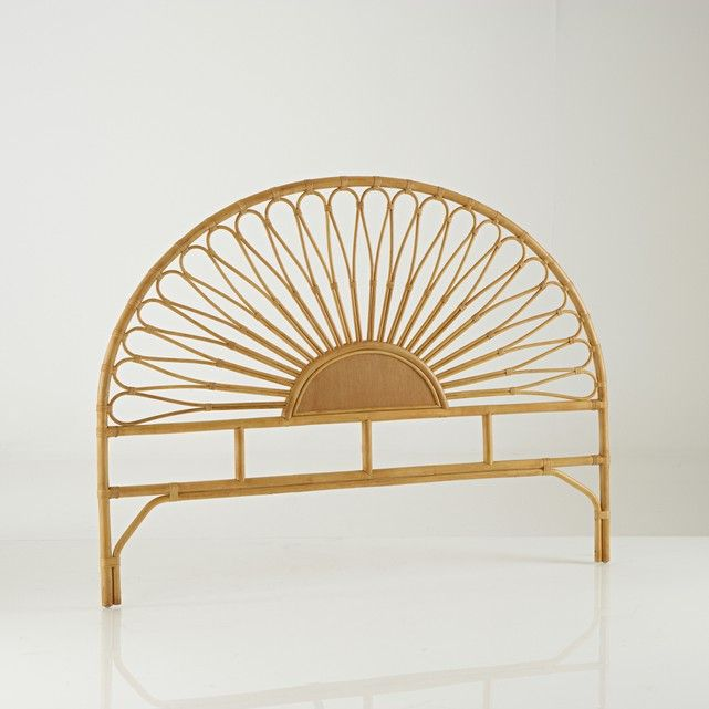 best 25 rattan headboard ideas on pinterest rattan bed. Black Bedroom Furniture Sets. Home Design Ideas