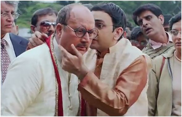 "The ""Professor ka Chamcha"" friend! One who always does chamchagiri of professors!"