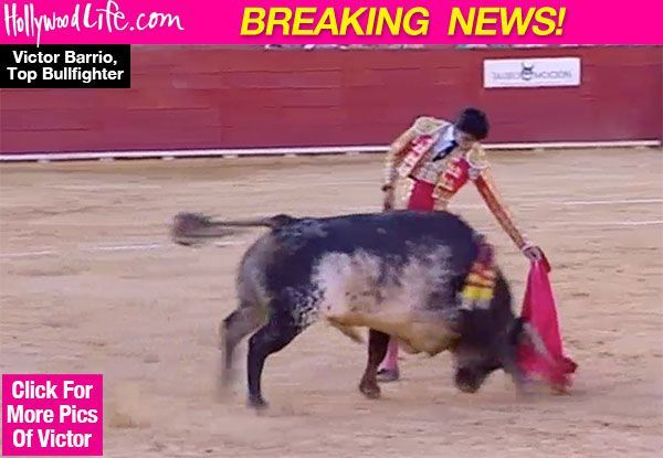 Victor Barrio Dead: Top Bullfighter Gored To Death By Bull On Live TV