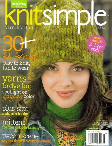Knit Simple fall 2007 - dba0024.VK - Picasa Webalbumok