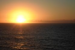 Sunset in Muxia 1