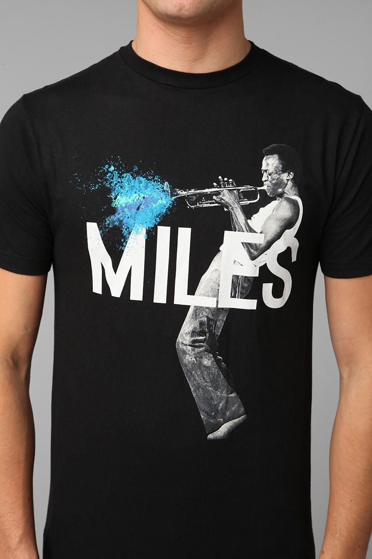 94 best graphic t swag images on pinterest swag swag for Miles t shirt shop