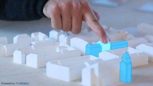 "Thermal Touch"" can turn any surface into an augmented reality touchscreen"