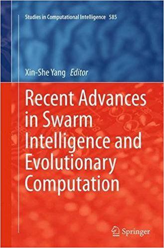 Recent Advances in Swarm Intelligence and Evolutionary Computation