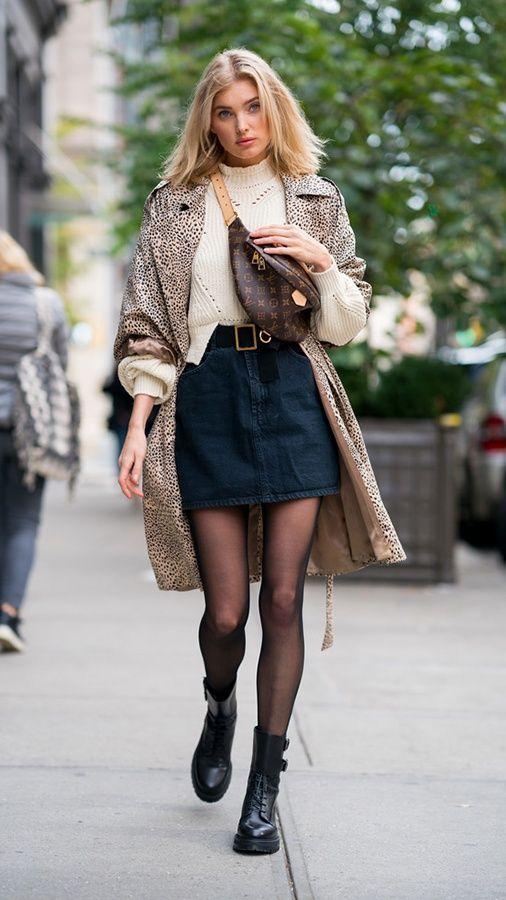 Looks increíbles de Elsa Hosk que te harán lucir como toda una fashionista