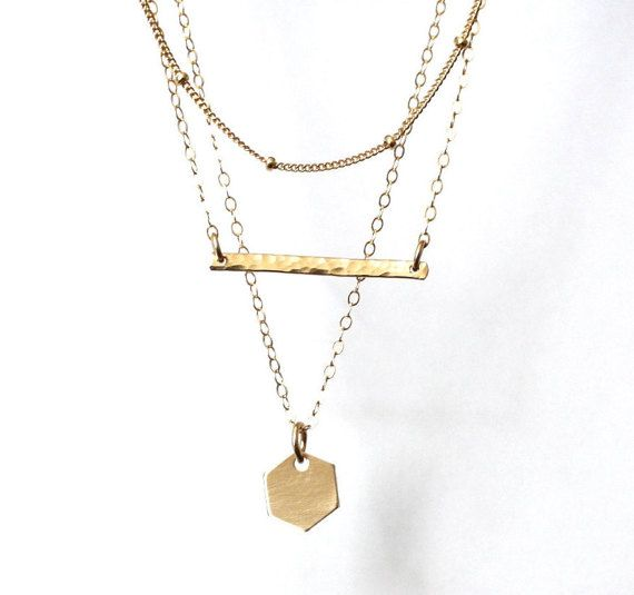 love!!! with the longest pendant engraved. https://www.etsy.com/listing/199427126/delicate-necklace-set-of-3-layered