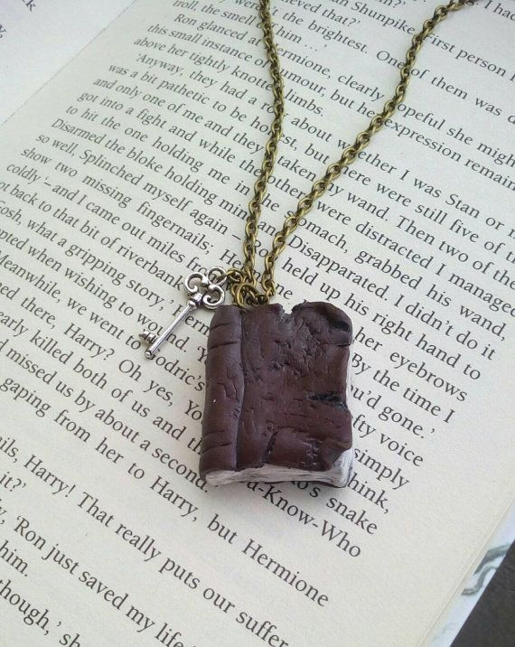 Check out this item in my Etsy shop https://www.etsy.com/listing/274759152/antique-book-made-off-polymer-clay-charm