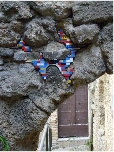 Lego Wall Repairs - lego Photo