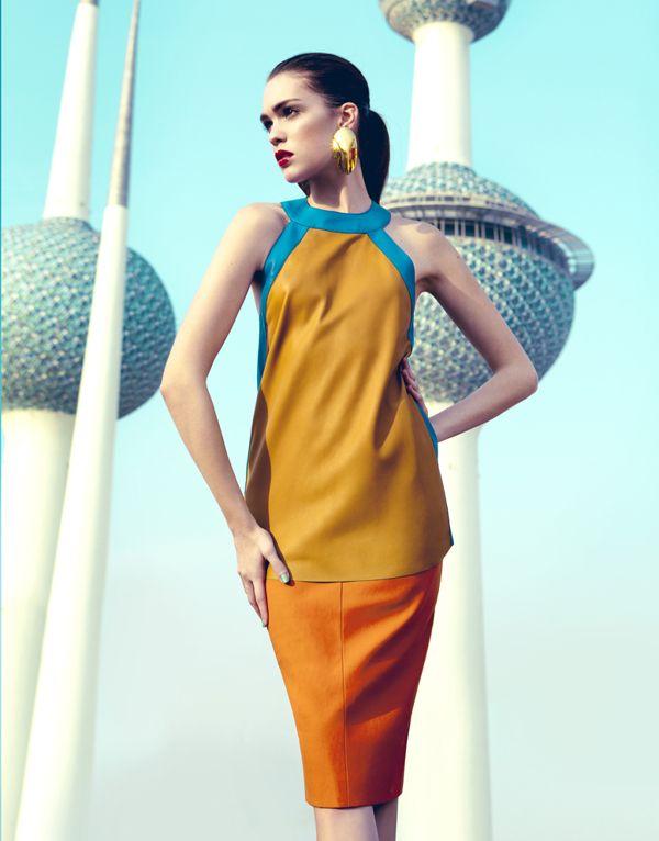 KUWAIT COLORS by Fashion Styling Jose Herrera Photography Detail page  Myartpin