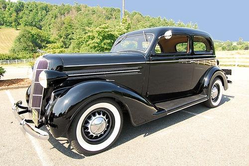 58 best images about 1936 dodge trucks on pinterest for 1936 dodge 4 door sedan