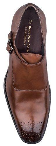 To Boot New York: Men's Decker Dress Shoe in Cognac