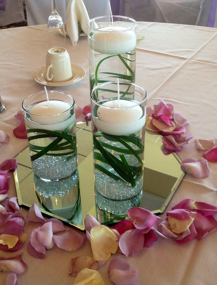 Best images about centerpieces candles candle holder