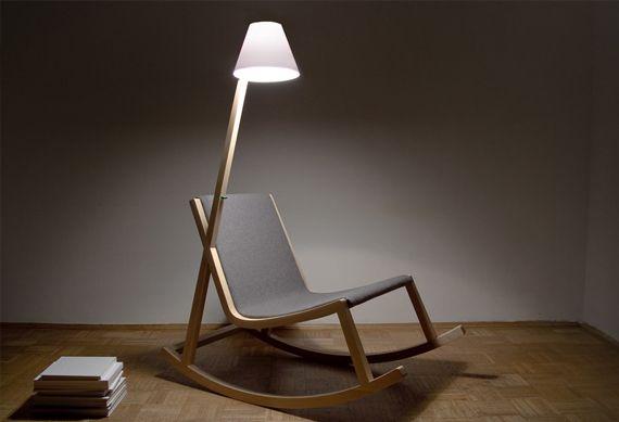 Murakami Chair – gunga till dig ljus ‹ Dansk inredning och design