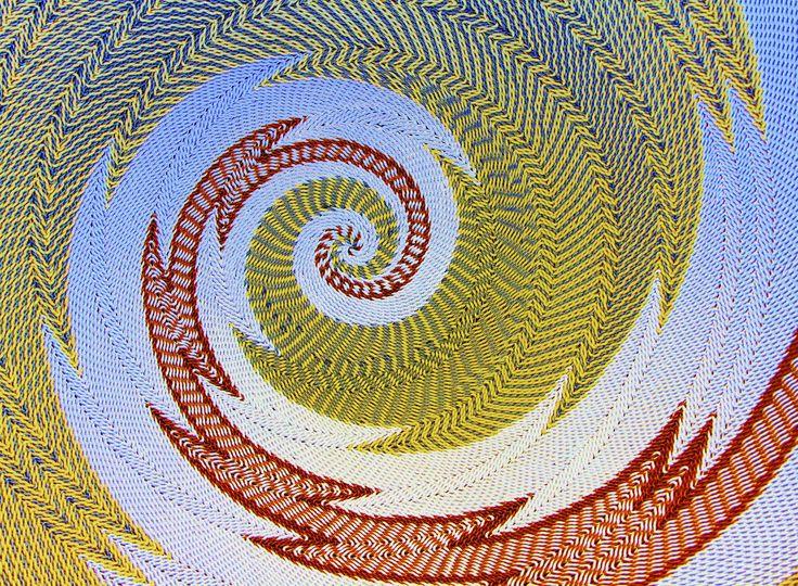 Ocean House, Morukuru, South Africa. Patterned rugs. #OceanHouse #Morukuru #DeHoop #SouthAfrica #decor #design #Africa