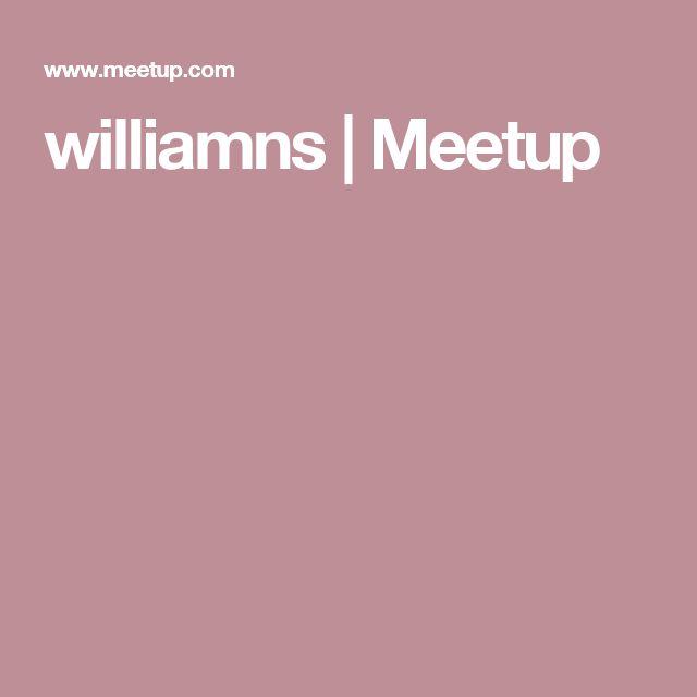 williamns     | Meetup