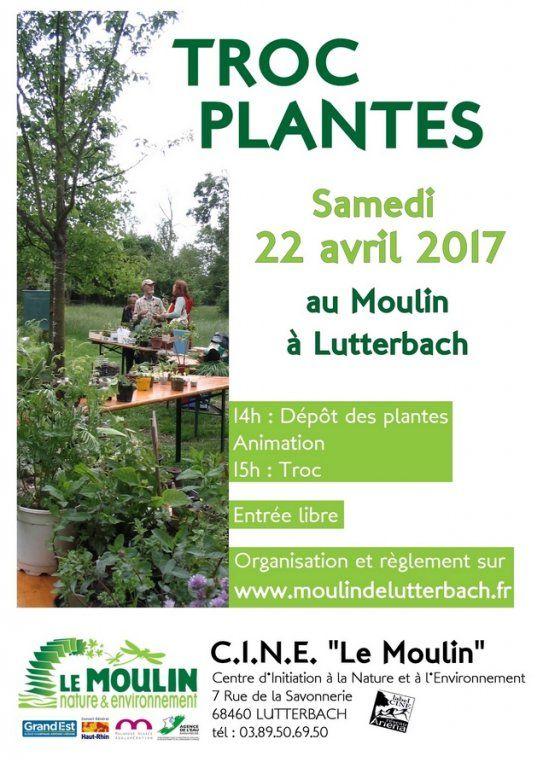 TROC PLANTES, Lutterbach (68460), Haut-Rhin