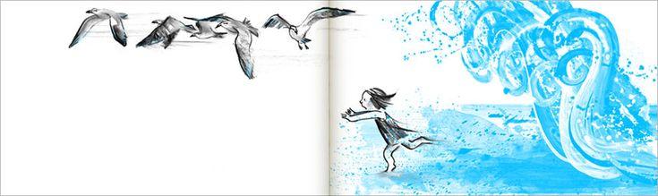 Suzy Lee Books :: Bookworks :: Wave :: 03