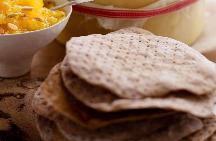 Vörtknäckebröd – det godaste matbrödet till julbordet