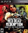 Red Dead Redemption: Game of the Year Edition ps3 cheats