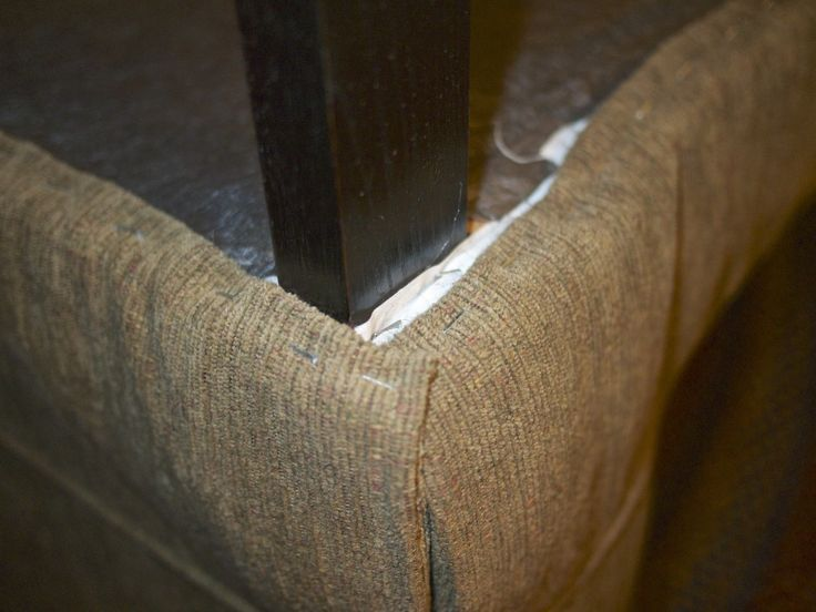 Hometalk :: Easy DIY Save for a Tired Old Sofa