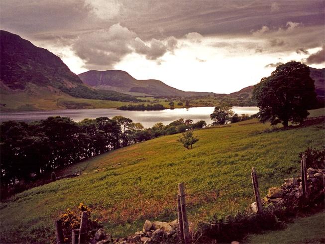 #Lake District #landscape