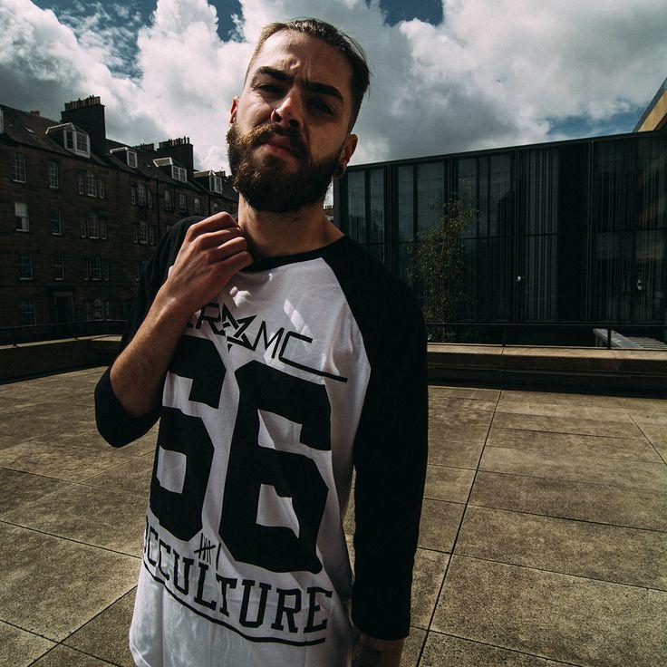 """Occulture 666"" Raglan Tee Available at www.crmc-clothing.co.uk   WE SHIP WORLDWIDE Model - @jordanjcthomas Photography - @jt14photography #raglan #symbology #baseballtee #sixsixsix #occult #altfashion #alternative #darkwear #fashionstatement #loveblack #fashionista #blackwear #baseballwear #fashionoftheday #occulture #grungefashion #grunge #want #style #alternativeguy #alternativeboy #alternativegirl #alternativeteen #need #darkfashion #fashionblog #love #fashionblogger #alternativeblog"