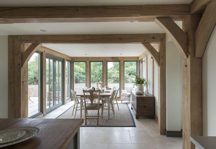 New Border Oak Pearmain Cottage - Border Oak - oak framed houses, oak framed garages and structures.