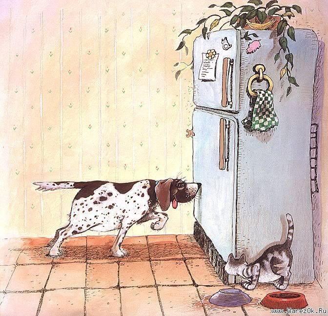 Рыбки картинки, прикольные картинки и рисунки собак