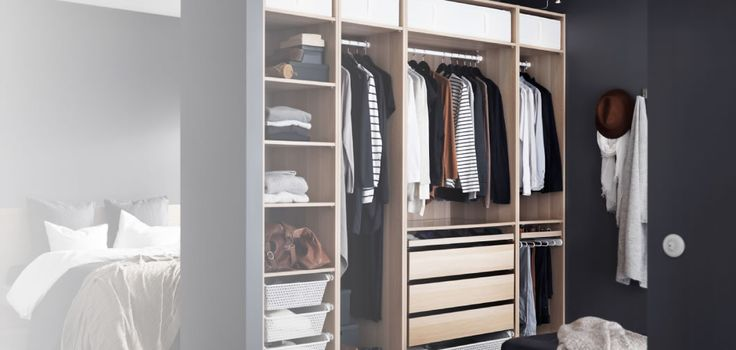 37 Wonderful Master Bedroom Designs with Walk in Closets Bedrooms