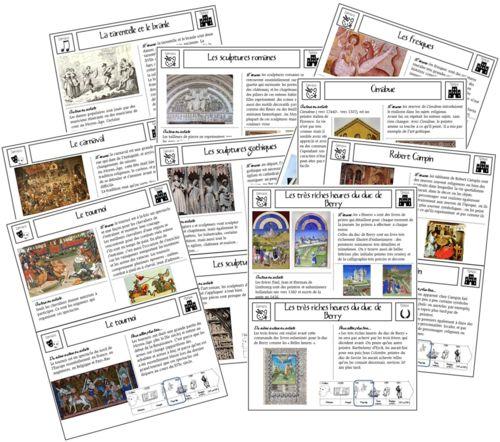 Histoire de l'Art - le Moyen-Âge