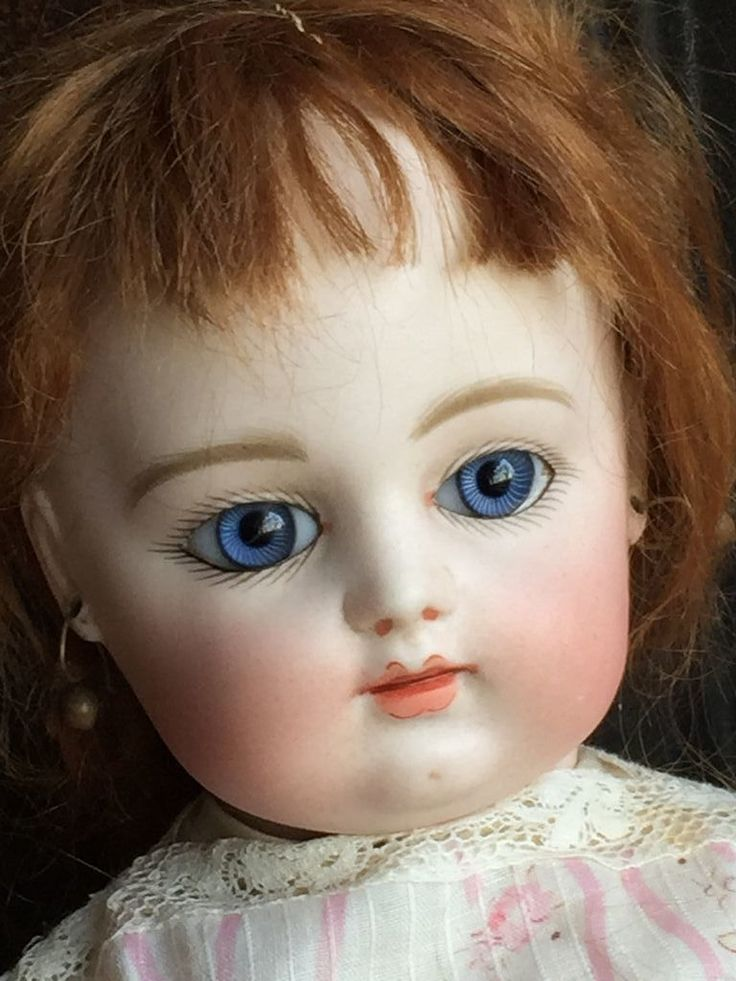 Early Rabery Delphieu doll from antiquedolls6395 on Ruby Lane