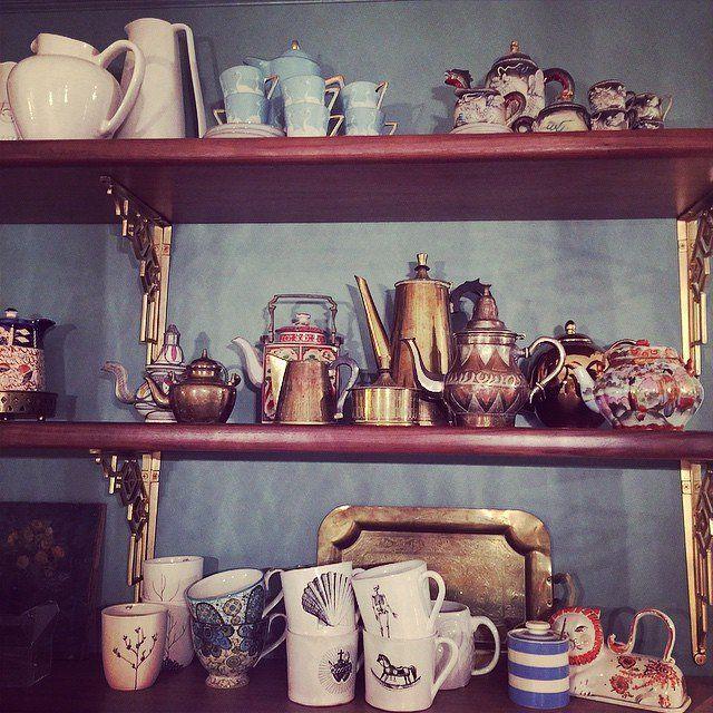 A Tour Of Karen Elson's Home In Nashville