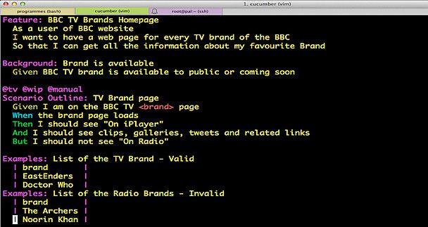 BBC Internet Blog : Behaviour Driven Development - Tips for writing Feature files