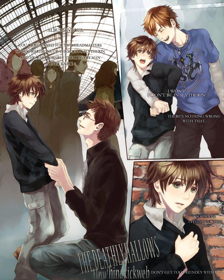 Potter Family/#121097 - Zerochan