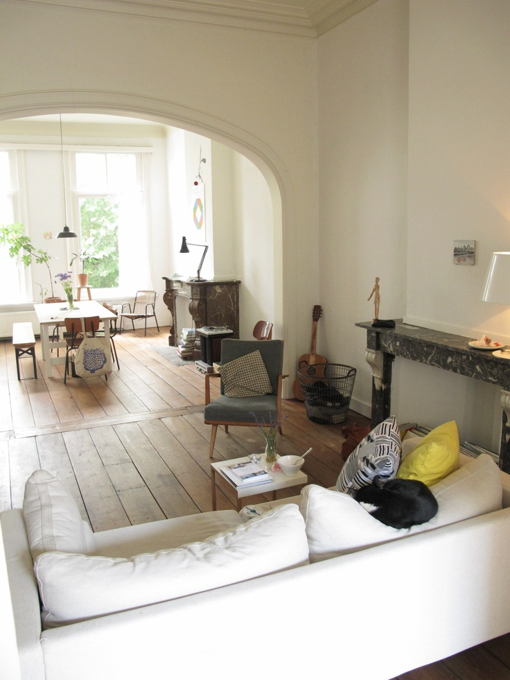Comment am nager salon salle manger d co living rooms - Amenager salon salle a manger 20m2 ...