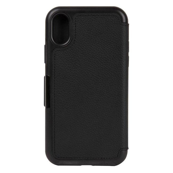 iPhone X OtterBox Strada Folio Series Case