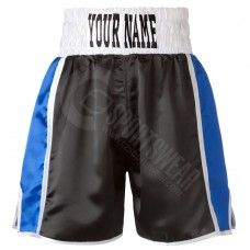 Professional Boxing Trunks New Orleans Louisiana USA, Boxing Shorts are made of 100% heavy satin/polyester fabric.