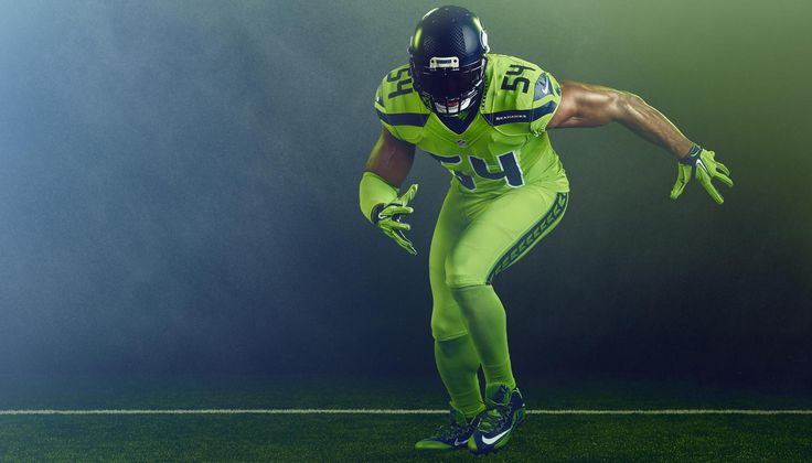 The Seahawks introduced a new alternate uniform on Tuesday that they will wear in Week 15 against the Los Angeles Rams.