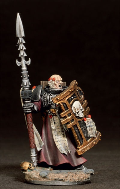 40k - Inquisitorial Henchman